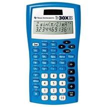 Texas Instruments TI-30X IIS Scientific Calculator, Blue - €24,03 EUR