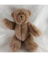 Cartier Teddy Bear Light brown1984 Deri Cartier 11inches Elizabeth Ann - $24.74