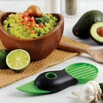 Avocado Slicer Fruit Tool Kitchen Accessories Gadget Multi-Functional Pl... - €6,07 EUR