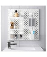 IKEA.. 092.165.95 Skdis Pegboard Combination, White - $79.57