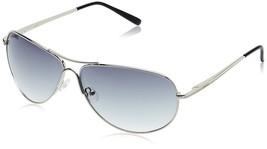 Fastrack Aviator Unisex Sunglasses - (M050BU7|64|Blue) - $74.99
