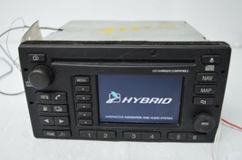 2007 FORD ESCAPE NAVIGATION CD PLAYER 6M6T-18K931-BC TESTED D44#017 - $229.68