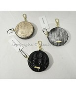 Brahmin Leather Circle Coin Purse. Pick your color. Inventory Updated Re... - $69.00