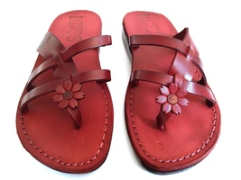 Leather Sandals for Women NARCISSUSS by SANDALIM Biblical Greek Roman Sa... - $39.44 CAD+