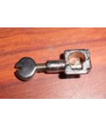 Elna Elnita 230 Free Arm Needle Clamp w/Thread Guide #260502009 - $8.00