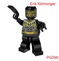 Red Arrow/The Dark Archer/ Super Heroes Building Blocks Erik Killmonger - $0.99