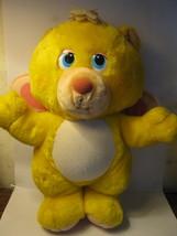 """1984 Hasbro Softies Wuzzles 12"""" Stuffed Plush Doll: Butterbear - $12.50"""