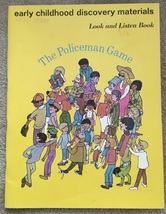 The Policeman Game: Early Childhood Discovery Materials Look & Listen Bo... - $6.00