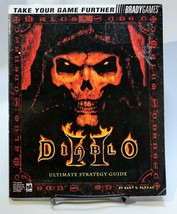 Diablo II Strategy Guide Hint Book Brady Games Bart Farkas Not For Resal... - $19.34