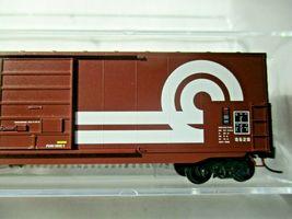 Micro-Trains # 18200120 Conrail 50' Standard Box Car 8' Double Doors N-Scale image 3