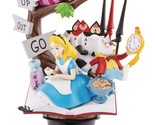 Alice in Wonderland Ds-010 D-Stage Series Statue - Beast Kingdom
