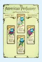 American Perfumer and Essential Oil Review, April 1911 - Art Print - $19.99+