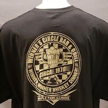 Dive BAR Chemise Club Winner's Cercle Gril Homme 3XL T-Shirt Érable Park... - £20.08 GBP