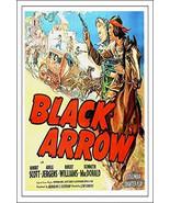 Black Arrow - Classic Cliffhanger Serial - Robert Scott, Adele Jergens - $8.99