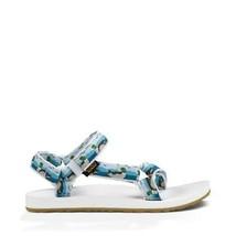 Teva Womens Original Universal Sandal (8 Ducks Light Blue) - $49.99