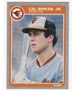 LOT Of 4 Cal Ripken Jr. Baseball Cards (EXC) - $6.00