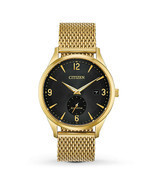 Citizen BV1112-56E BTW Men's Watch Gold 40mm Gold-tone Stainless Steel - $241.59 CAD