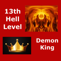 Demon King From Hell And His Dark Demon Army Betweenallworlds Ritual  - $169.00