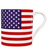 Home Essentials American Flag Coffee Mug, Stoneware, 17 ounce - $3.70