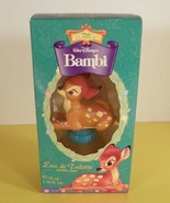 Disney's BAMBI Collectible Air-Val Barcelona 1.7 EDT Spray with Box - $27.17