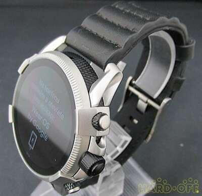 Diesel Touchscreen Smart Watch Cod8373Co664 Dzt2008 Quartz Digital image 3