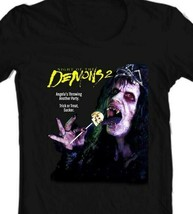 Night of the Demons 2 T-Shirt retro vintage 1990s horror movie graphic tee shirt image 2