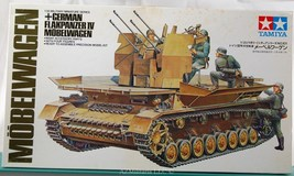 1/35 German Flakpanzer IV Mobelwagen Kit No MM201 Series No. 101 - $26.75