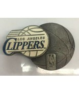 Vintage 1994 Los Angeles Clippers NBA Belt Buckle USA 2243 - $28.04