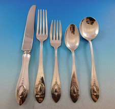 Mount Vernon by Lunt Sterling Silver Flatware Set for 8 Service 41 Pieces - $1,695.00