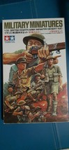 """Tamiya Military Miniatures BRITISH EIGHTH 8th ARMY INFANTRY 1/35 Scale """"... - $14.00"""