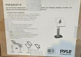 Pyle PSPADLK14 Anti-Theft iPad/Tablet Kiosk Public Display Stand Mount - $39.59