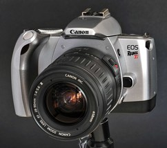 STuDENTS Canon EoS Rebel 2K with Canon EF AF 28-90mm f/4-5.6 III Zoom Le... - $139.00
