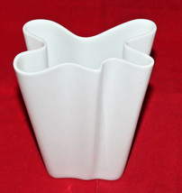 "Rosenthal Studio line Germany Flux Porcelain Vase White 14 cm 5.5"" Tall ... - $57.12"
