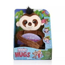 KINGSLEY WowWee Fingerlings Hugs Interactive Limited Edition Brown Plush... - $45.80