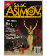 Isaac Asimov's Science Fiction Magazine March 1986 Volume 10 Number 3 - $3.99