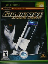 XBOX - GOLDEN EYE ROGUE AGENT (Complete with Instructions) - $10.00