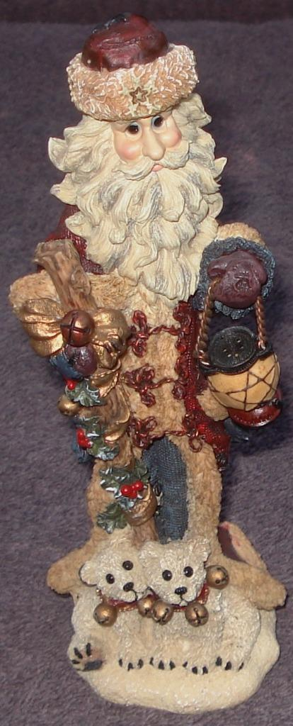 Cute Boyd's Christmas Collection Figure - 9E/907 - St. Nick, The Quest - VGC
