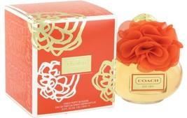 Coach Poppy Freesia Blossom Perfume 3.4 Oz  Eau De Parfum Spray  image 1
