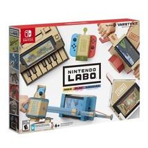 Nintendo LABO Toy Con 01 Variety Kit - Nintendo Switch New Factory Sealed - $67.32