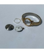 Timex Ladies Mechanical Windup Watch for Parts / Repair - $15.00