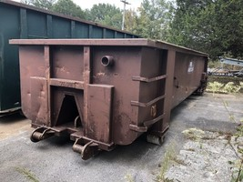Dumpster Waste Roll-Off Container 22' - $3,000.00