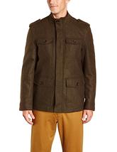 Tommy Hilfiger Men's Wool Melton 4 Flap Pocket Military Jacket - Choose ... - $81.04+