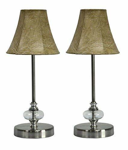 Urbanest Lucas Mini Accent Lamp - Set of 2
