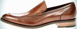 Cole Haan Men's Air Madison Venetian Slip-On Loafers British Tan Leather... - $64.35