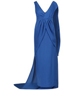 Wonder Woman Blue Ball Gown Dress Gal Gadot Costume Cosplay Outfit Movie... - $56.00