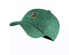 Nike Court Sports Heritage 86 OSFA Strapback Hat Tennis Cap Venus AV6965... - $27.72