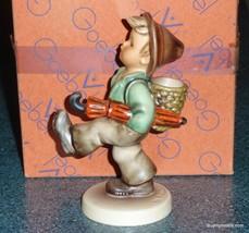"""Globe Trotter"" Goebel Hummel Figurine #79 TMK5 - Collectible Gift With Box! - $101.84"