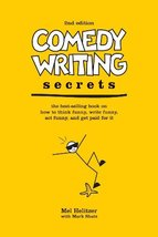 Comedy Writing Secrets: The Best-Selling Book on How to Think Funny, Wri... - $6.77