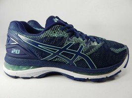 Asics Gel Nimbus 20 Size US 8.5 M (B) EU 40 Women's Running Shoes Indigo... - $77.70