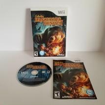 Cabela's Dangerous Hunts 2011 Nintendo Wii Game - $9.00